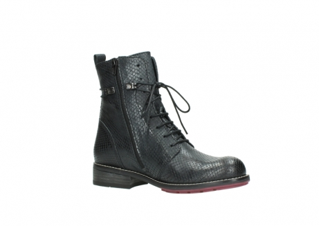 wolky mid calf boots 04432 murray 30000 black leather_15