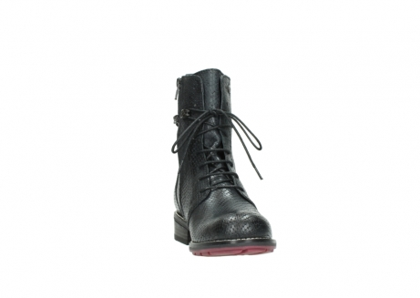 wolky mid calf boots 04432 murray 30000 black leather_18
