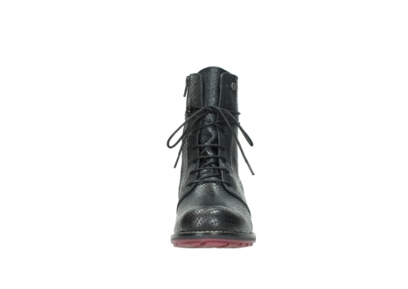 wolky mid calf boots 04432 murray 30000 black leather_19