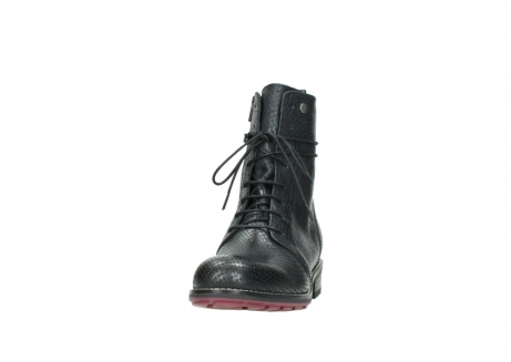 wolky mid calf boots 04432 murray 30000 black leather_20