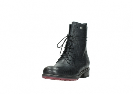 wolky mid calf boots 04432 murray 30000 black leather_21