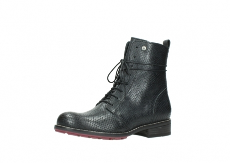 wolky mid calf boots 04432 murray 30000 black leather_23