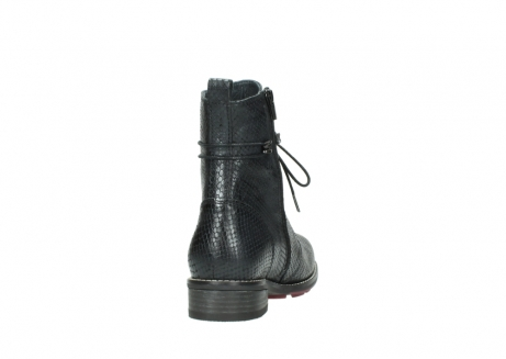 wolky mid calf boots 04432 murray 30000 black leather_8