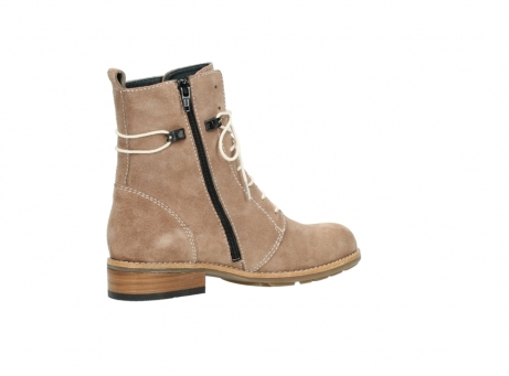 wolky mid calf boots 04432 murray 40620 salmon pink suede_11