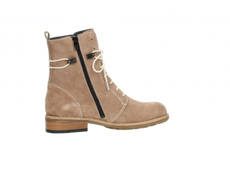 wolky mid calf boots 04432 murray 40620 salmon pink suede_12