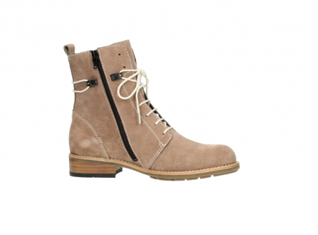 wolky mid calf boots 04432 murray 40620 salmon pink suede_14