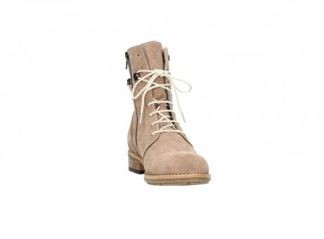wolky mid calf boots 04432 murray 40620 salmon pink suede_18