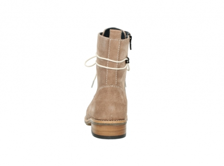 wolky mid calf boots 04432 murray 40620 salmon pink suede_7