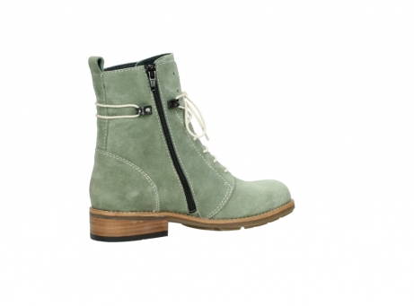 wolky mid calf boots 04432 murray 40700 green suede_11