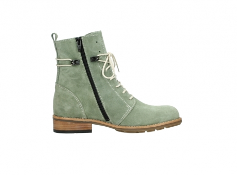 wolky mid calf boots 04432 murray 40700 green suede_13