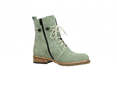 wolky mid calf boots 04432 murray 40700 green suede_15