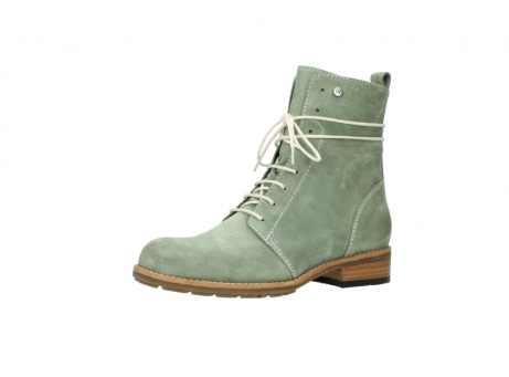 wolky mid calf boots 04432 murray 40700 green suede_23