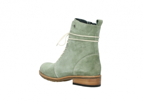 wolky mid calf boots 04432 murray 40700 green suede_4