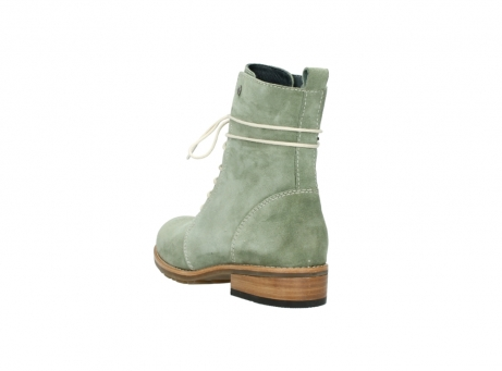 wolky mid calf boots 04432 murray 40700 green suede_5