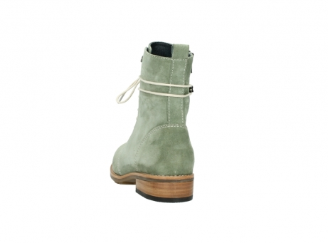 wolky mid calf boots 04432 murray 40700 green suede_6