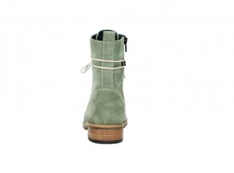 wolky mid calf boots 04432 murray 40700 green suede_7