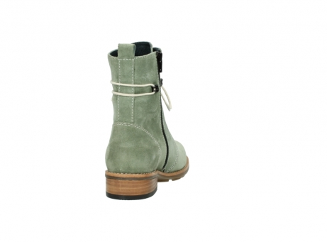 wolky mid calf boots 04432 murray 40700 green suede_8