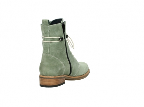 wolky mid calf boots 04432 murray 40700 green suede_9