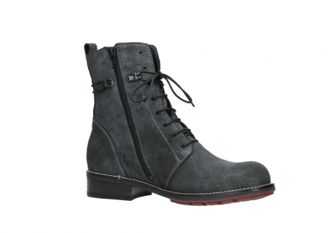 wolky bottes mi hautes 04432 murray 48210 suede anthracite_15