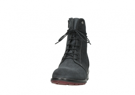 wolky bottes mi hautes 04432 murray 48210 suede anthracite_20
