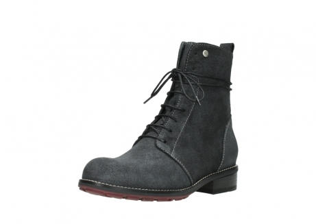 wolky bottes mi hautes 04432 murray 48210 suede anthracite_22