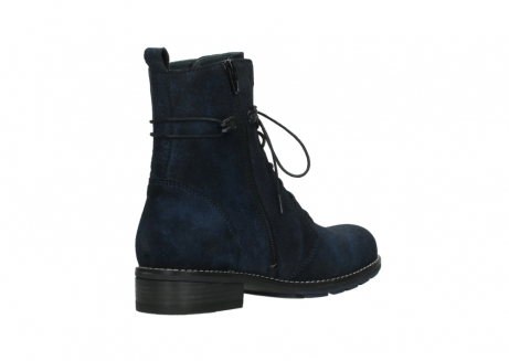 wolky mid calf boots 04432 murray 48800 blue suede_10