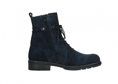 wolky mid calf boots 04432 murray 48800 blue suede_13