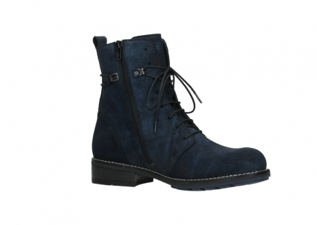 wolky mid calf boots 04432 murray 48800 blue suede_15