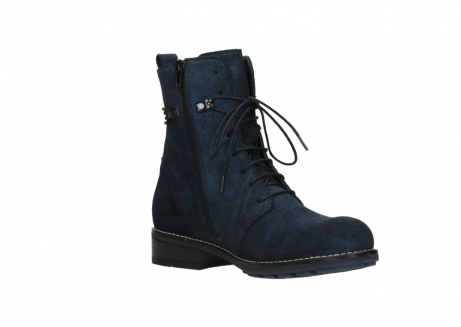 wolky mid calf boots 04432 murray 48800 blue suede_16