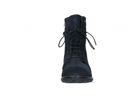 wolky mid calf boots 04432 murray 48800 blue suede_19