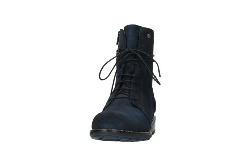 wolky mid calf boots 04432 murray 48800 blue suede_20