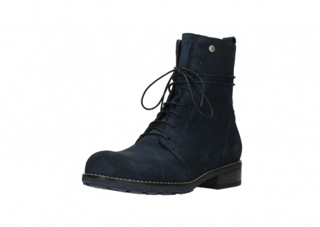 wolky mid calf boots 04432 murray 48800 blue suede_22