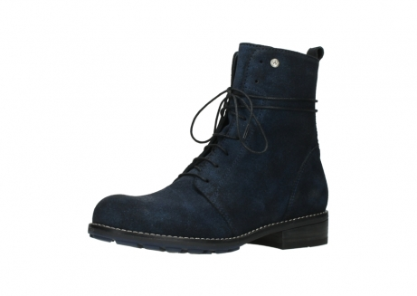 wolky mid calf boots 04432 murray 48800 blue suede_23