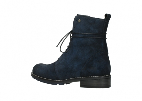 wolky mid calf boots 04432 murray 48800 blue suede_3