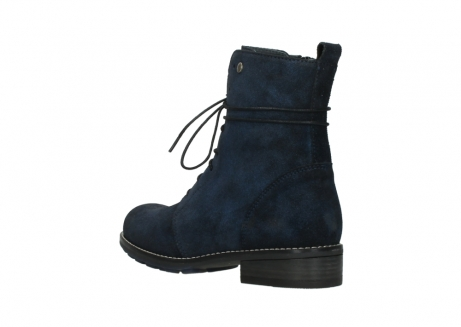 wolky mid calf boots 04432 murray 48800 blue suede_4
