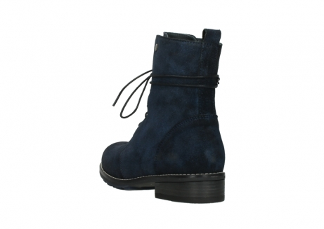 wolky mid calf boots 04432 murray 48800 blue suede_5
