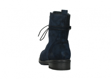 wolky mid calf boots 04432 murray 48800 blue suede_6