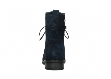 wolky mid calf boots 04432 murray 48800 blue suede_7