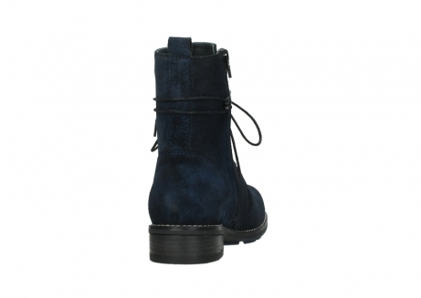 wolky mid calf boots 04432 murray 48800 blue suede_8