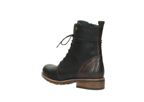 wolky mid calf boots 04432 murray 50300 dark brown olied leather_4