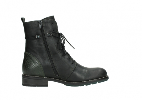 wolky mid calf boots 04432 murray 50730 forest green oiled leather_13