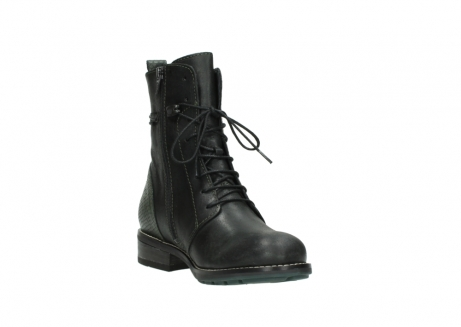 wolky mid calf boots 04432 murray 50730 forest green oiled leather_17