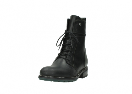 wolky mid calf boots 04432 murray 50730 forest green oiled leather_21