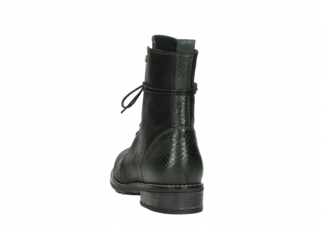 wolky mid calf boots 04432 murray 50730 forest green oiled leather_6