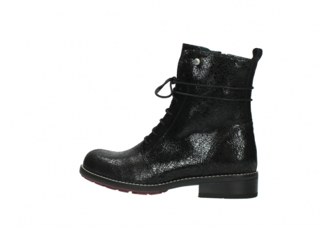 wolky mid calf boots 04432 murray 90000 black craquele leather_2