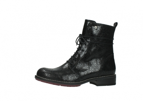 wolky mid calf boots 04432 murray 90000 black craquele leather_24