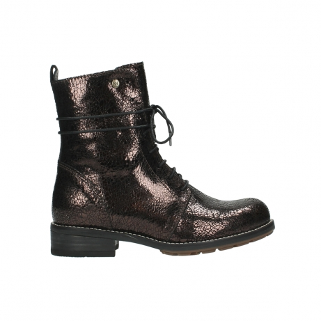 wolky bottes mi hautes 04432 murray 90300 cuir marron