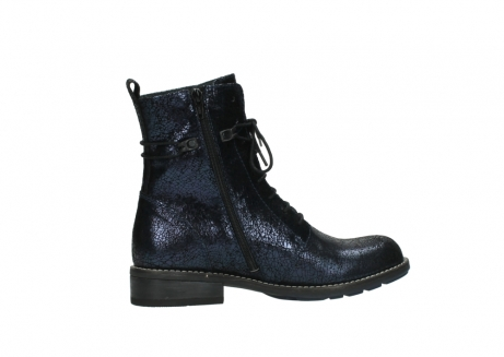 wolky mid calf boots 04432 murray 90800 dark blue craquele leather_12