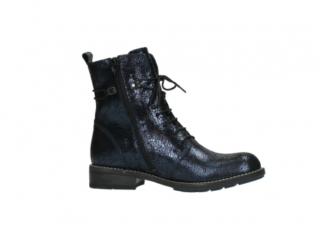 wolky mid calf boots 04432 murray 90800 dark blue craquele leather_14