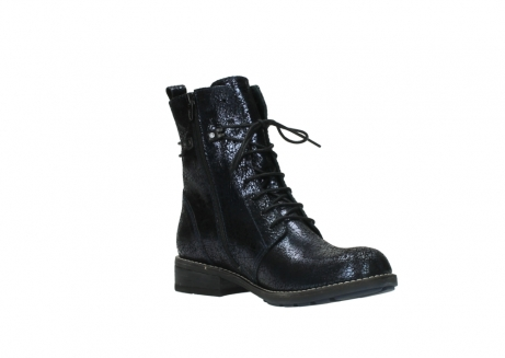 wolky mid calf boots 04432 murray 90800 dark blue craquele leather_16